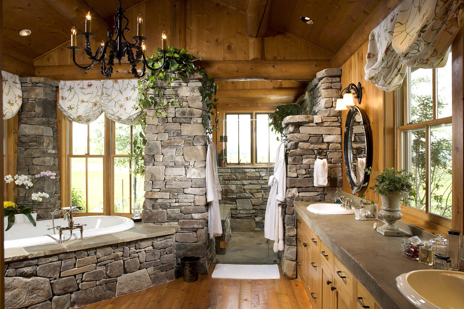 Grz Master Bathroom Rocky Mountain Homes